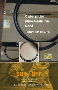 Caterpillar Ring Seal