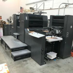 Commercial Printing Presses