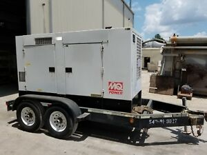 Used Multiquip Dca 125usi Generator Set