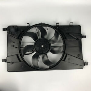 Radiator Ac Condenser Cooling Fan For Chevy Cruze 11 15 Verano 12 17 Gm3115243
