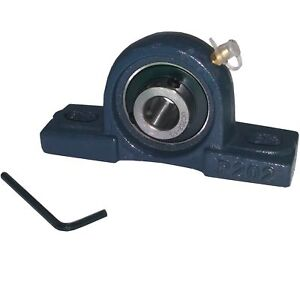 5 8 Pillow Block With Bearings Shaft Holder Support Bearing