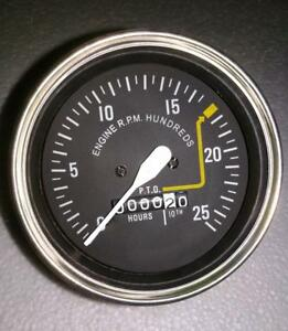 84212510 Tachometer For Case Comfort King Tractors 830 930 1030