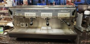 Nuova Simonelli Aurelia 3 Gr Plus Espresso Machine Price Reduced