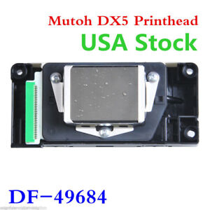 Usa Stock Mutoh Dx5 Printhead Vj 1204 Vj 1304 Vj 1604 Vj 1608 Df 49684