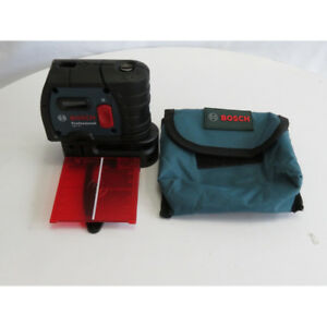 Bosch Gpl 5 R 5 point Self leveling Alignment Laser