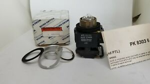 New Honeywell Micro Switch Ptl5151 Lighted Push Button