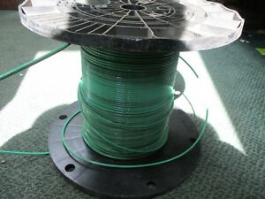 Cerro 10 Awg Wire Gr2 Vw 1 600v Green Length Approx 798ft New Surplus