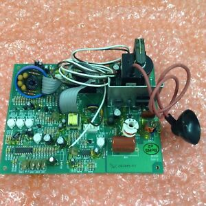 Hurco Monocrome Crt Display control Pcb Only For Use In V212am014 Monitor
