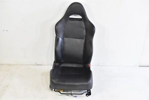 2002 2006 Acura Rsx Type S Front Seat Leather Black Right Passenger Rh 02 06
