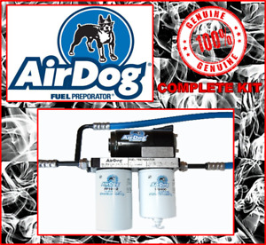 Airdog Fp 100 Quick Connect Performance Lift Pump Kit 03 07 Ford Powerstroke 6 0