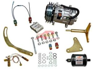 990 406k A6 To Oe Sanden Conversion Air Conditioning Kit John Deere 4640 4840