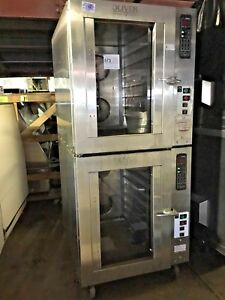 Oliver 690 nc2 Electric Convection Oven Double Stack Used