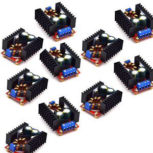 10pcs 10x 10 pack 10 150w Dc dc Boost Converter Step Up Voltage Adapter Power