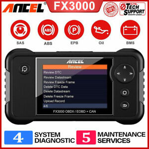 Full Obd2 Code Reader Can Engine Scanner For All Obdii Cars Diagnostic Scan Tool