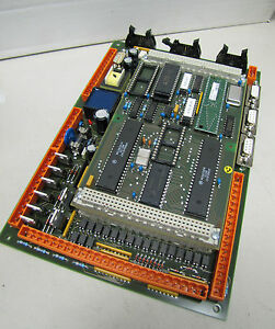 Muller Martini Circuit Board Card 4342 1133 3b 4342 1133 3b 434211333b 4342 2015