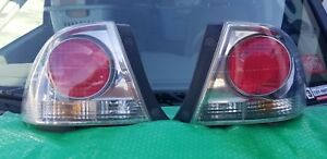 01 02 03 04 05 Lexus Is300 Is 300 Taillights Tail Lights Lamp Set Pair L