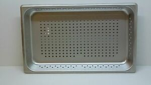 20 7 8 Perforated Steam Table Pan Vollrath 30023