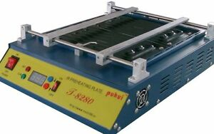 T 8280 Preheating Oven Infrared Preheating Station