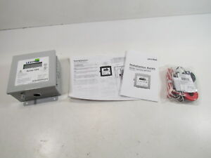 Leviton 1k240 1sw Series 1000 120 240v 100a 1p3w Indoor Kit With 2 Solid Core Ct