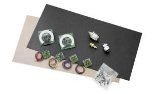Create A Dash Kit Digital 6 Gauge Set With Green Led Gauges Made In The Usa