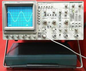 Tektronix 2246 100mhz 4 Channel Oscilloscope Sn b716136
