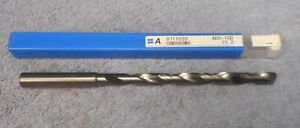 Osg Solid Carbide Drill 10 2 Mm Diameter 8711020