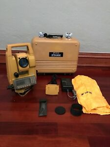 Topcon Gts 602 Electronic Total Station