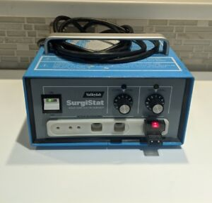 Valleylab Surgistat B 20 Electrosurgical Unit Solid State