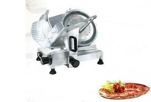 300mm Economy Commercial Semi automatic Meat Slicer Fast Shipping