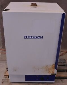 Precision Scientific 51221135 Heating Drying Oven 115v Incubator 50c To 210c