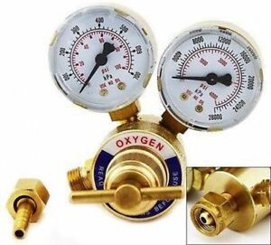Replacement Oxygen Welding Regulator Gauge Regulater Gage Welder Oxy