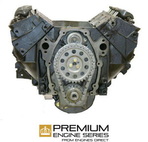 Chevrolet 4 3 Engine 262 96 97 98 99 S10 Truck New Reman Oem Replacement