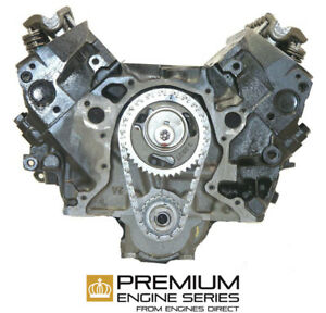 Ford 302 Engine 5 0 1980 86 Bronco Crown Vic Mustang Thunderbird New Reman