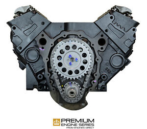 Chevrolet 5 7 350 Engine Cng 96 00 C2500 K2500 New Reman Oem Replacement