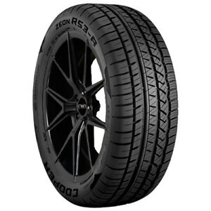 2 255 35r18 Cooper Zeon Rs3 A 90w Tires