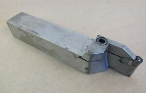 Iscar Indexable Lathe Toolholder Ghgr 25 4 630 6 Oal 1 x1 x6 Free Shipping