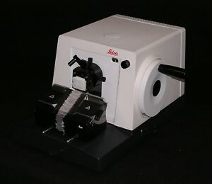 Leica Rm2025 Microtome Fully Reconditioned