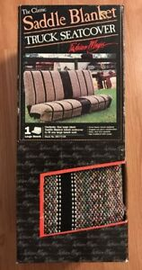 Chevy Ford Dodge Pickup Truck Large Bench Saddle Blanket Seat Covers Multi Color