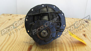 9 Inch Ford 9 Rear End Diffential 3rd Member 3 50 Ratio 31 Spl Posi Chunk