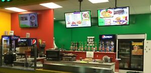 Digital Menu Boards Software And Design Service
