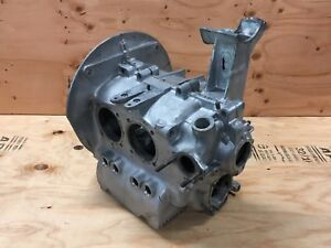 Porsche 356 Pre A 1950 Rare Aluminum Engine Case Housing 1950 4 Digit Vin 5215