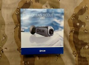 Flir Ocean Scout 240 Marine Thermal Handheld Camera