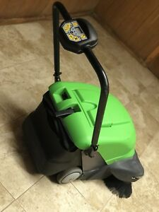 Ipc Eagle Smart Vac 464 24 Battery Powered Vacuum Sweeper Free Shipping