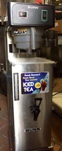 Bunn Tb3q Td4t Iced Tea Brewer Dispenser Pn 36700 0041 Pn 03250 0505