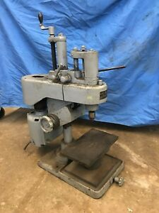 Hamilton Precision Varimatic Bench Top Sensitive Drill Press South Bend Lathe
