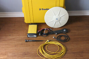 Trimble Sps855 Gps Glonass Gnss Base Station 900mhz Receiver Zephyr 2 Geodetic