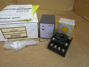 Oriental Motor Speed Control Relay Pack Ss22m New