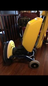 Cimex Cyclone 19 Carpet Tile And Grout Floor Cleaning Machine