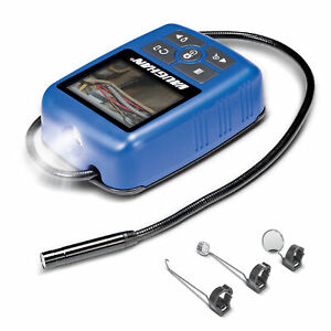 Vaughan Digital Borescope Inspection Camera 2 3 In Color Lcd 240041
