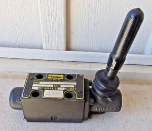 Parker D1vl1bn 72 Hydraulic Lever Operated Control Valve